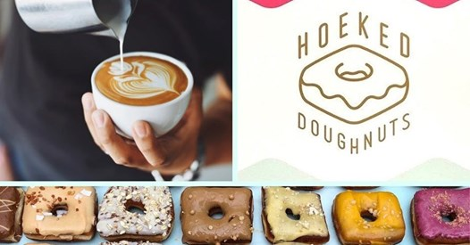 Vacature Hoeked Doughnuts