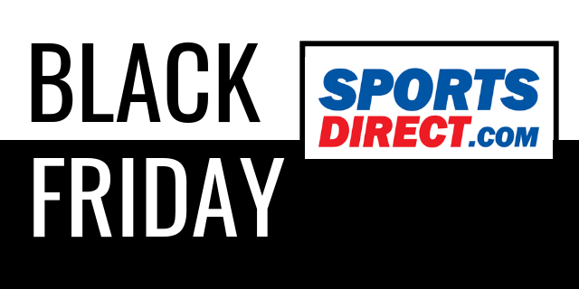 Black Friday @Sports Direct