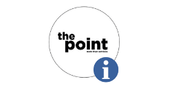 Infobalie 'The Point'